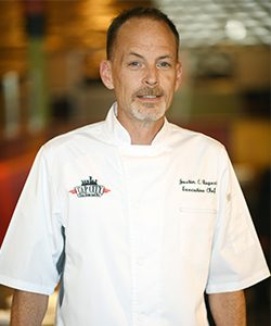 Justin Rupert, Cap City Gahanna Executive Chef